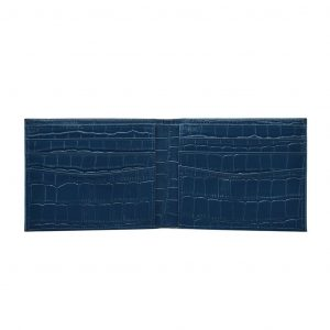 Sapphire Croco Geldbörse